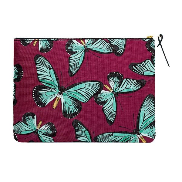 wouf large pouch butterfly 4