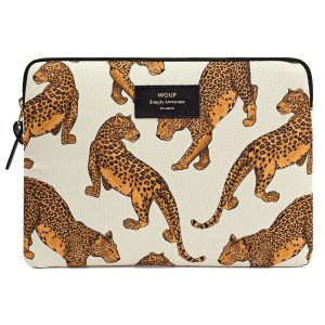 WOUF Leopard iPad hoes