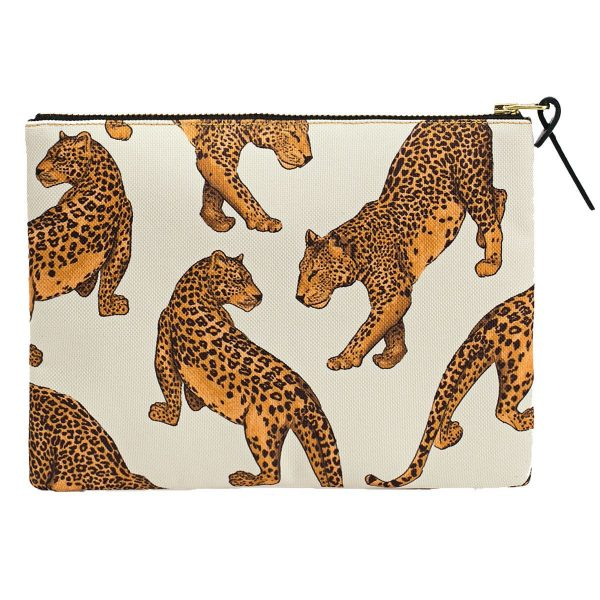 WOUF Leopard Make-up tas 2