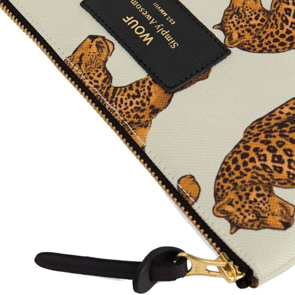 WOUF Leopard Make-up tas 3