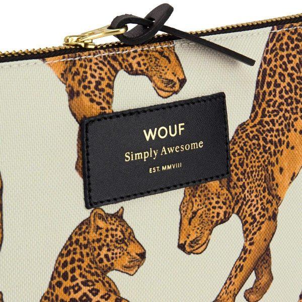 WOUF Leopard Make-up tas 4