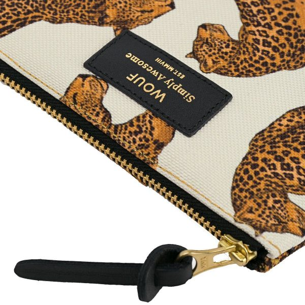 wouf leopard portemonnee small 4
