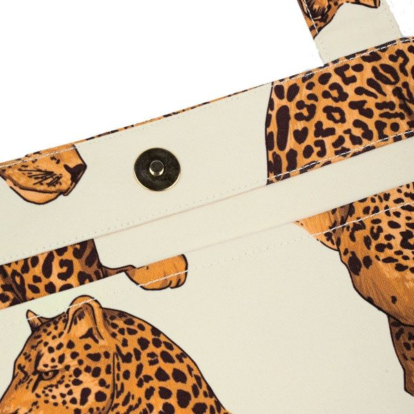 wouf leopard tote bag xl 4