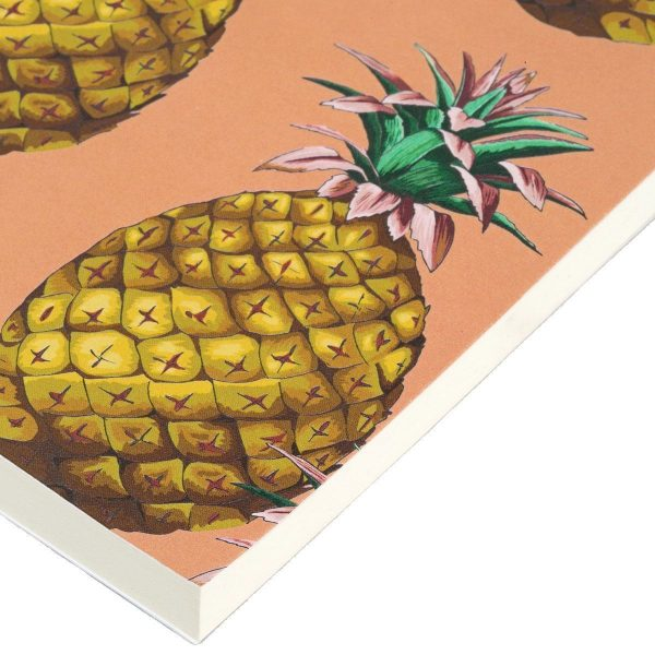 wouf notitieboekje ananas a5 4