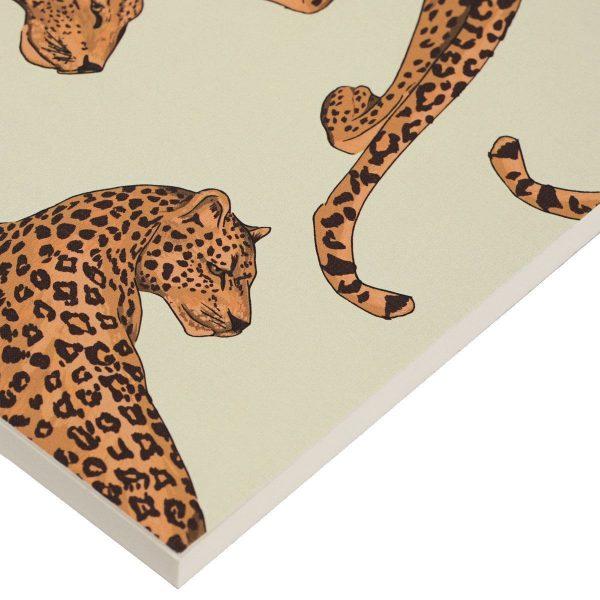 wouf notitieboekje leopard a6 4