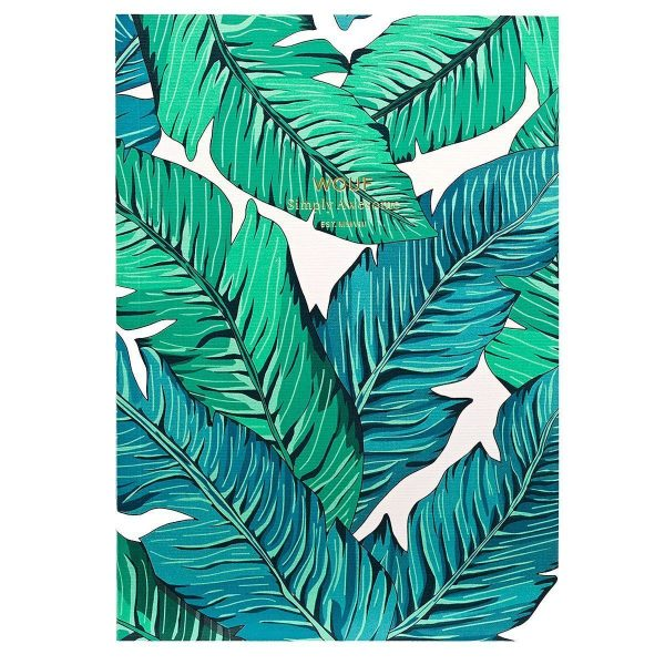 WOUF Tropical Notitieboek A6