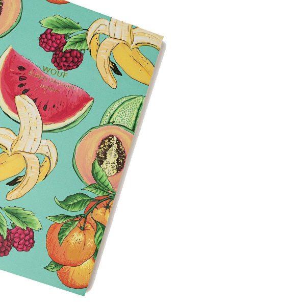 wouf notitieboekje tutti frutti a6 3
