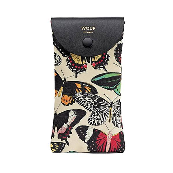WOUF Papillons Sunglasses Case