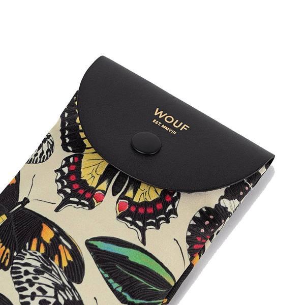 WOUF Papillons Sunglasses Case detail