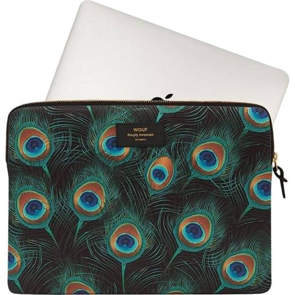 Peacock Laptophoes mac