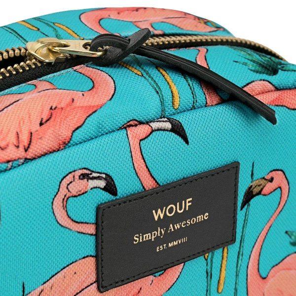 WOUF Pink Flamingos Big Beauty toilettas 3
