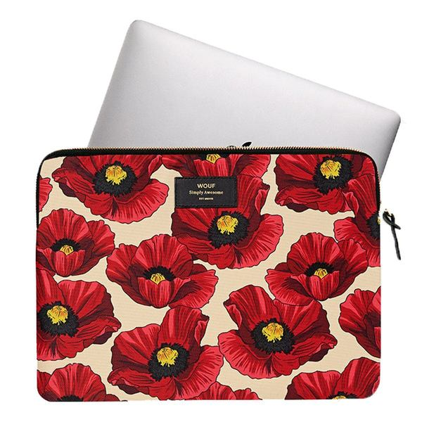 """Wouf Poppy Laptophoes 13"""" laptop"""
