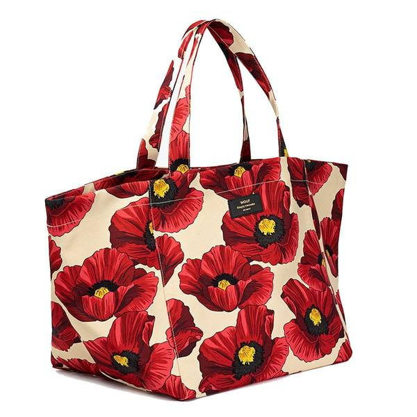 Wouf Poppy XL Totebag lopsided