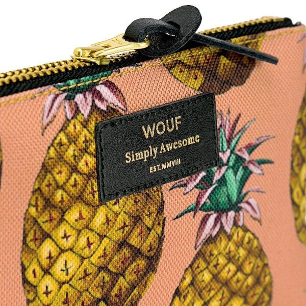 wouf small pouch ananas 2