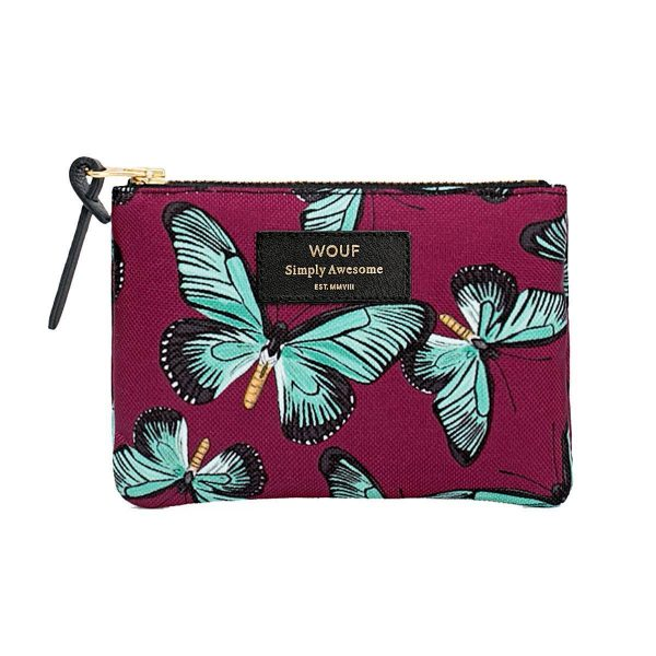WOUF Butterfly portemonnee small