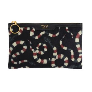 Wouf Snakes Pocket Clutch