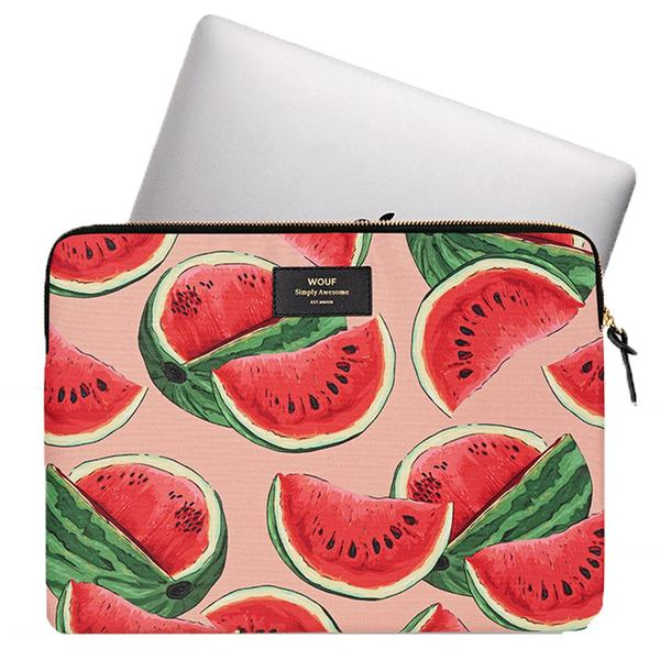 Wouf Watermelon Laptophoes 13 inch laptop