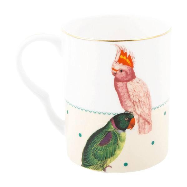Yvonne Ellen Mug Parrot 2