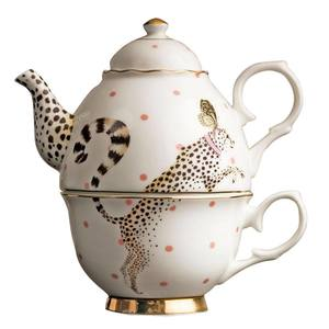 Yvonne Ellen Tea-For-One Theepot Cheetah 900 ml