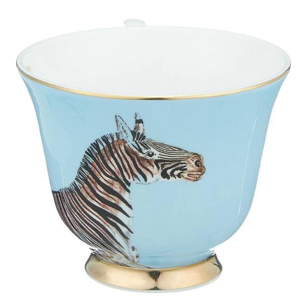Yvonne Ellen Teacup Zebra