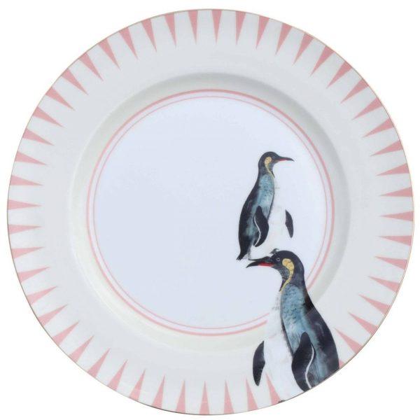 Yvonne Ellen Carnival Animal Diner bord pinquin